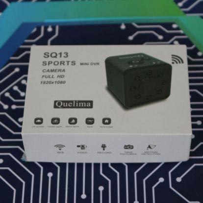Quelima SQ13 mini kamera teszt – Variáció egy témára
