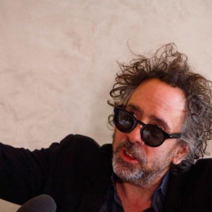 A hatvanéves Tim Burton hat legjobb filmje