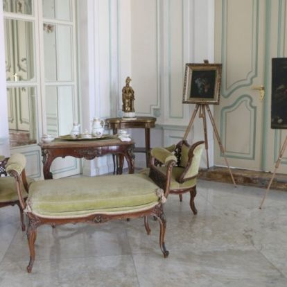 Mindenkit elvarázsolt az eszterházai barokk asztali pompa