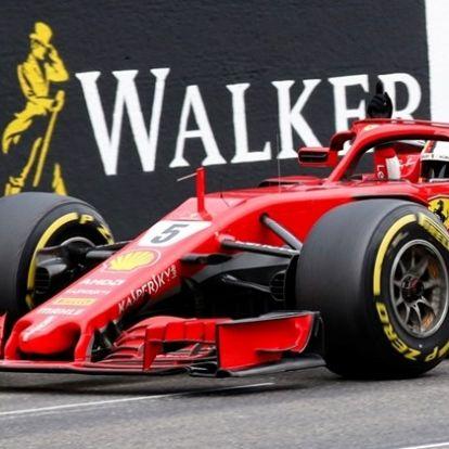 Vettel már a 3. a Ferrari-örökranglistán