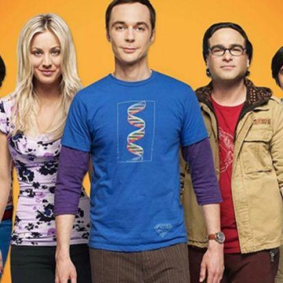 Hivatalos: véget ér a Big Bang Theory