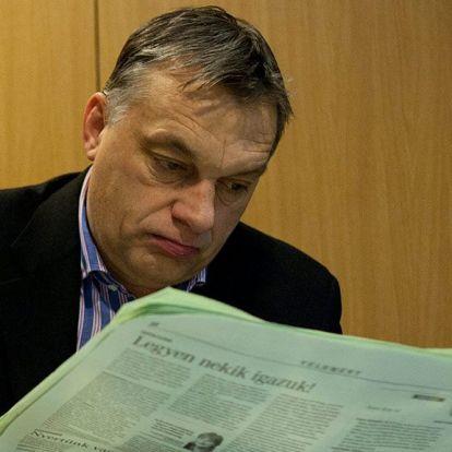 Úgy központosítja Orbán Viktor a kormánysajtót, ahogy az egy illiberális vezetőtől elvárható