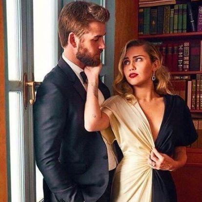 Miley Cyrus majdnem a nyakát törte kedvese szívatása miatt