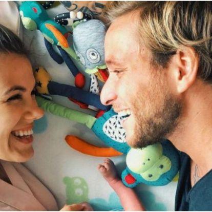 Így néz ki Csobot Adél 1 hónappal a szülés után