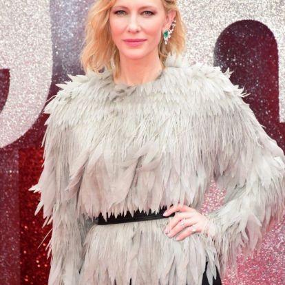 Cate Blanchett is imádja Abodi Dóra ruháit | Marie Claire