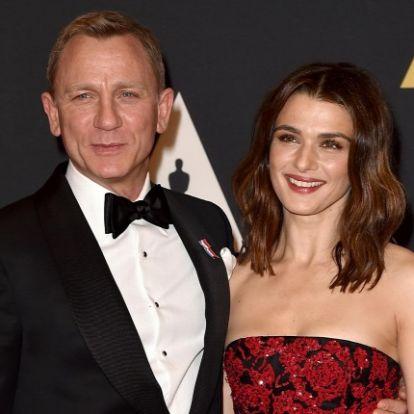 Megszületett Daniel Craig és Rachel Weisz gyermeke: elárulták a nemét is