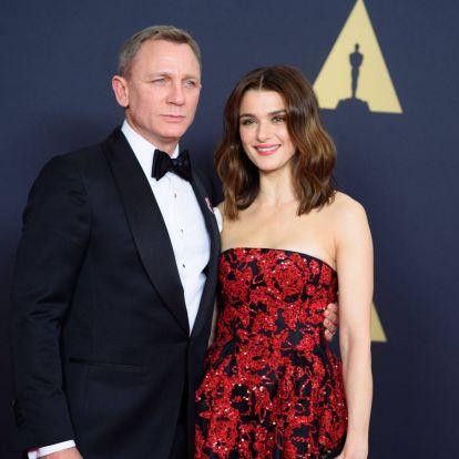 Megszületett Rachel Weisz és Daniel Craig lánya, és Claire Danes fia is