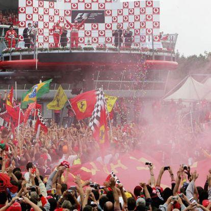 A Ferrari Monzában: sikerek és tragédiák