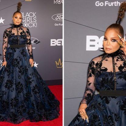 Janet Jackson kiverte a biztosítékot külsejével