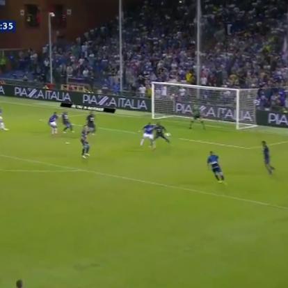Ritkán látni olyan gyönyörű gólt, mint amilyet Quagliarella szerzett a Napoli ellen! – VIDEÓ