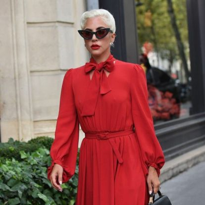 Lady Gaga tud elképesztően elegáns is lenni | Marie Claire