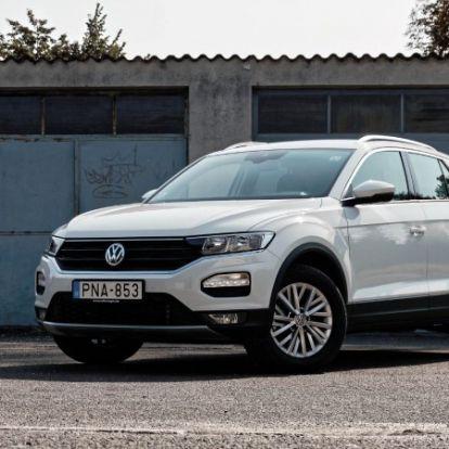 Tudatos helyezkedés – Volkswagen T-Roc 1.5 TSI teszt