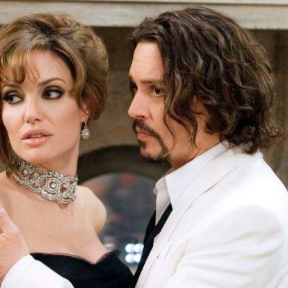 Bosszúból Johnny Deppel randizik Angelina Jolie?
