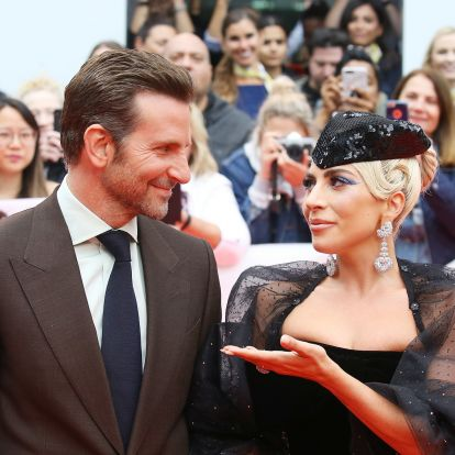 El sem akarták engedni egymás kezét - Lady Gaga és Bradley Cooper vitte a prímet