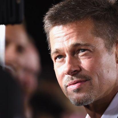 Brad Pitt borzalmasan néz ki