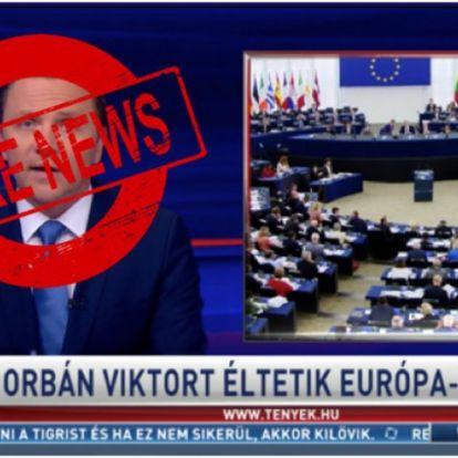 Kis sértett járja be Európát