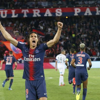 A PSG nyerte a veretlen csapatok rangadóját! – videóval