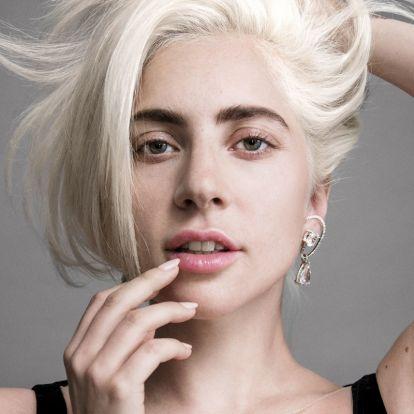 Lady Gaga nőiesebb, mint valaha: ultradögös fotók készültek a 32 éves sztárról