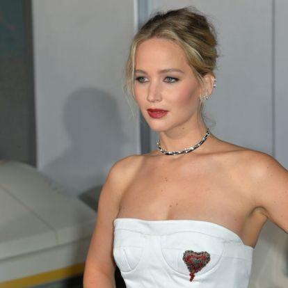 Elárulta a titkot! Így tartja magát formában Jennifer Lawrence