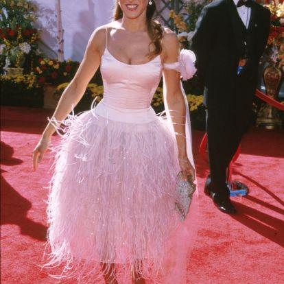 Minden idők legrondább ruhái az Emmy vörös szőnyegéről
