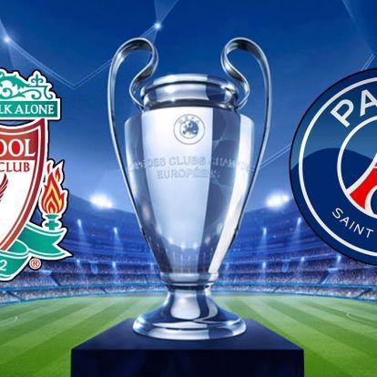 Liverpool - Paris Saint Germain - Hagyomány vs. Pénz