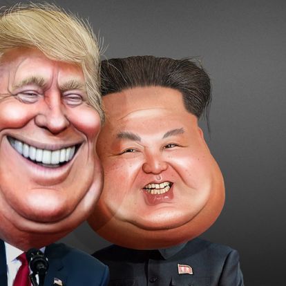 "Kim és Trump: a ""beautiful friendship"" folytatódik?"