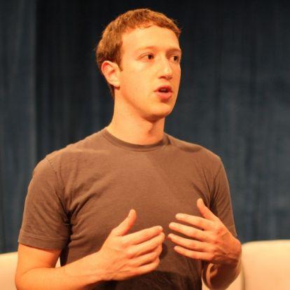 Zuckerberg nem bír veszíteni