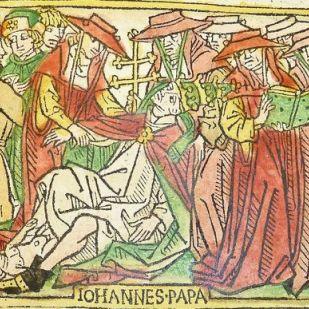 Igaz lehet Johanna középkori nőpápa legendája