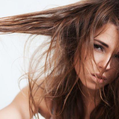 4 dolog, amitől gyorsabban zsírosodhat a hajad