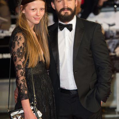 Robert Pattinson exe miatt válik a feleségétől Shia LaBeouf?