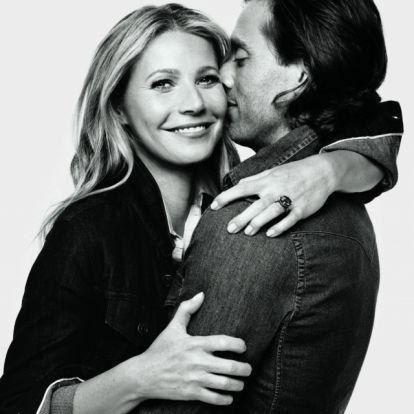 Gwyneth Paltrow nagy titokban férjhez ment