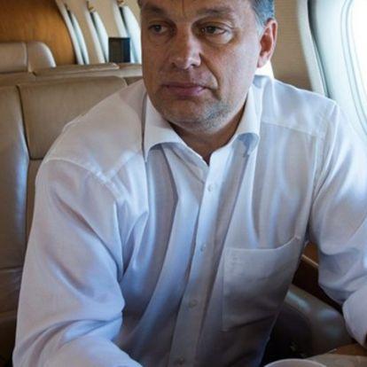 Orbán Viktor tisztességgel összelopta a magánrepülőt, neki ez jár!
