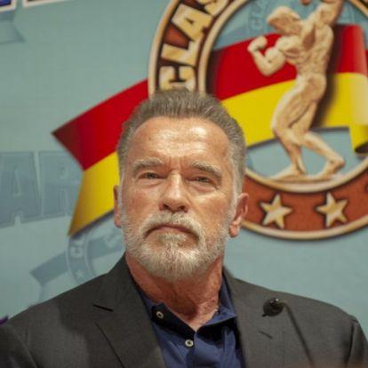 Arnold Schwarzenegger budapesti utat ígér egyik követőjének