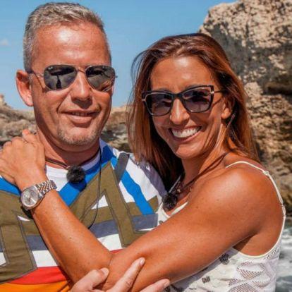 A legbátrabb páros: Schobert Norbertet kicsit felgyújtotta a felesége