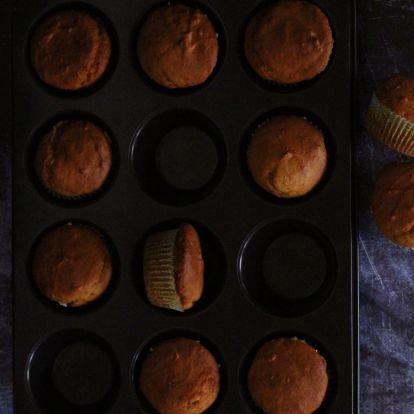 Sütőtökös sajttorta muffin