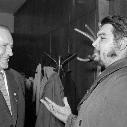A kubai siker után Kongóban és Bolíviában már kudarcot vallott Che Guevara