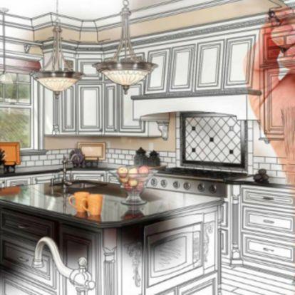 Még mindig túl akarjuk élni a konyhafelújítást. És te?