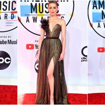 A legjobb és legrosszabb szettek az American Music Awardsról