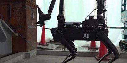 Már egy építkezésen is simán elboldogul Spot, a robotkutya