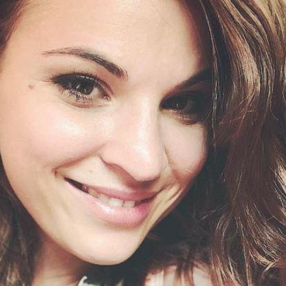Nádai Anikó ősszel is bikiniben szexizik, vadító fotót posztolt