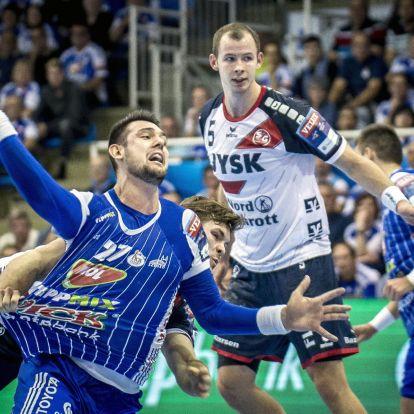 Férfi kézi-BL: Ötödik meccsét is hozta a Szeged