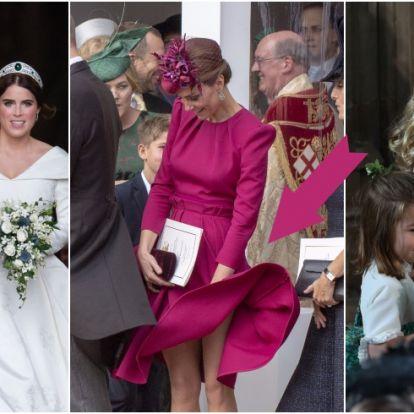 A royal esküvő legjobb pillanatai, amikről biztos lemaradtál