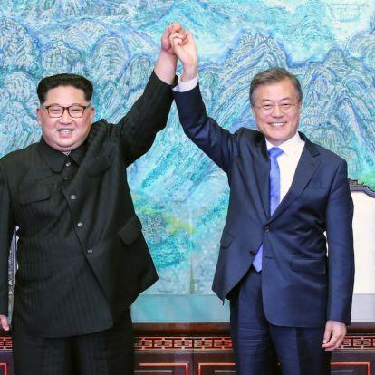 Lassú egyesülés? Közös infrastruktúrát épít a két Korea