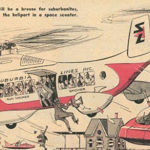 Milyennek képzelték a jövőt 1958-ban?