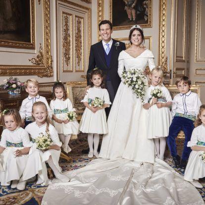 A második esküvői ruha lekörözte az elsőt - a hercegnő szakított a hagyományokkal