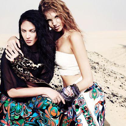A divat, amiért Carrie Bradshaw is odáig van: modern ruhák arab stílusban