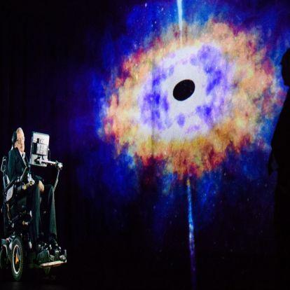 Nincs Isten – jelentette ki Stephen Hawking a halála után fél évvel megjelent könyvében