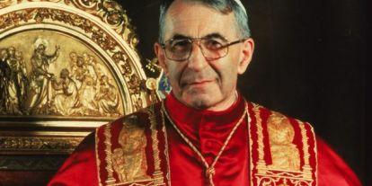 """""""Túl élénk"""" volt, ezért nem vették fel jezsuitának a későbbi I. János Pál pápát"""