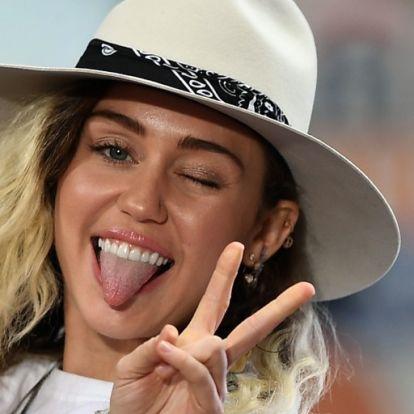 Miley Cyrus gyereket vár?