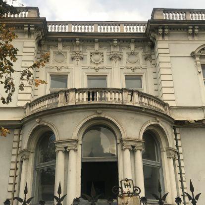 Két Weiss-villát is felújítanak az Andrássy úton